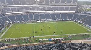 seat view for lincoln financial field section 224