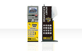Currency Exchange Vending Machine Interesting Information For Travelers Keihan Electric Railway