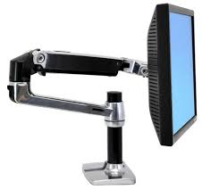 Ergotron Lx Triple Display Lift Stand Ergotron LX Desk Mount LCD Arm 36