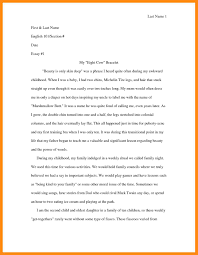 personal narrative essay examples personal essay examples  sample essay narrativepersonal college essay college essay writing examples personal for personal narrative essay examples for