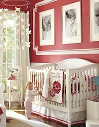 Creative Creation Red Baby Nursery Interior Decorating Ideas Memorable  Black White Monochrome Photos Hang
