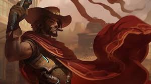Coolest Overwatch Wallpaper Soldier 76 Overwatch Mccree Theme For