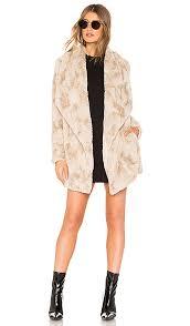 Jack By Bb Dakota Size Chart Jack By Bb Dakota Warm Thoughts Faux Fur Jacket