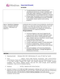 Formatted Resume Cool Mindtree Formatted Resume Sumit Bhowmik