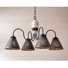 Find your home decor at the best prices guaranteed! – Primitive ... & Cambridge Americana Series Wooden Chandelier in 5 COLORS Adamdwight.com