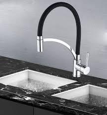 Kitchen Basin Sink Faucet Aurho 360 Degree Swivel Spout Single