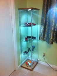 lock for ikea gl detolf display cabinet imanisr