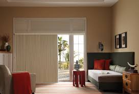 plain blinds graber vertical blinds intended patio p