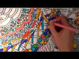 coloring with markers. Brilliant Coloring ASMR  Drawing And Coloring With Markers  Whispering In Polish For L