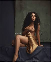 Image result for Gifty Under Attack As She Bares Breast In New Pictures