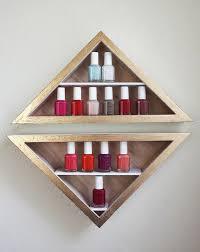 8 nail polish organizer ideas you ll want to copy imately stylecaster