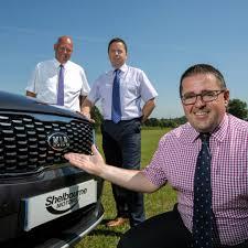 shelbourne motors announces kia dealership for 5m plex in newry