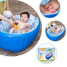 inflatable babies bath bathtub shower