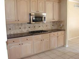 Kitchens With Pickled Oak Cabinets Kitchen Remodel Before After