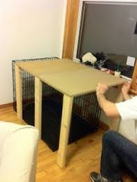 1000 ideas about dog crate furniture on pinterest dog crates wooden dog kennels and dog crate end table big dog furniture