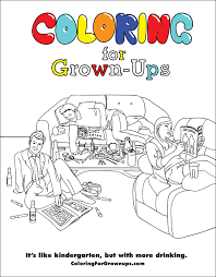 It S The Latest It S The Greatest Coloring Book For Grownups