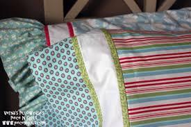 Piece N Quilt: Verna's Pillowcases Tutorial & Verna's Pillowcases Tutorial Adamdwight.com