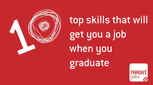 Skills Relevant To The Position S You Are Applying For What Are The Top 10 Skills Thatll Get You A Job When You