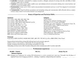 System Support Engineer Sample Resume Computertems Doc Network And ...