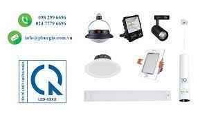 Đèn Điện LED Thông Dụng Cố Định và Di Động - Nội Dung Ghi Nhãn Bắt Buộc  Theo QCVN 19 - Tập Đoàn Phúc Gia®