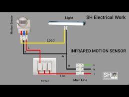 Light Sensor Wiring Diagram 110 Motion Sensor Flood Light Wiring