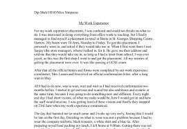 experience essay shopping experience essay