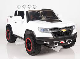 Ride On Chevy Truck Power Wheels Style Magic Cars® Parental Remo