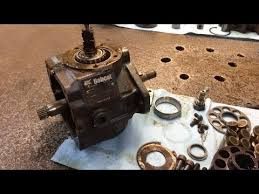 bobcat hydraulic pump motor repair or replacement youtube 743 Bobcat Hydraulic Diagram bobcat hydraulic pump motor repair or replacement bobcat 743 hydraulic parts diagram