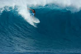 Lunasurf Teamrider Burt Wilkinson Product Testing in Hawaii ...