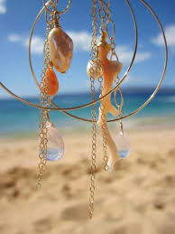 eve black hawaii earrings maui