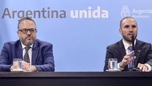 Anuncios de los ministros Guzmán y Kulfas • Diario Democracia