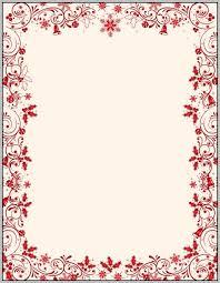 Christmas Menu Design Templates Free Template Resume Examples