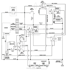 briggs and stratton wiring diagram 14hp wiring diagrams wiring diagram briggs and stratton 16 hp diagrams