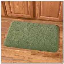 padded kitchen rugs padded kitchen rug pier 1 our new