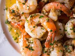 Retail tiny asian shrimp