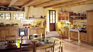 comparing the french country and english country kitchen design styles