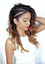 Plaits Hairstyle best 25 braided hairstyles ideas hair styles half 1418 by stevesalt.us