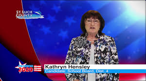 SLC School Board, Dist. 4 Candidate: Kathryn Hensley - YouTube