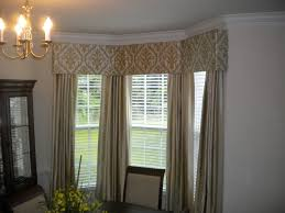 Window Curtain Box Design Cornice Board In Bay Window With Matching Panels Marys House