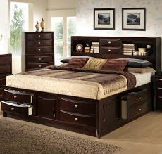 Lifestyle Todd Queen Bookcase Bed with Storage - Item Number: C0172A-QTB+QTN