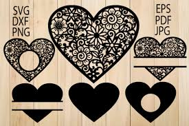 The following 200 files are in this category, out of 298 total. Heart Svg Zentangle Heart Svg Mandala Heart Heart Frames 439581 Cut Files Design Bundles