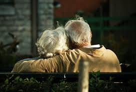 Image result for cute old couple in love