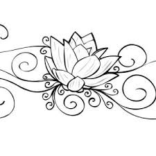 Small Picture Lotus Flower Painting Coloring Page Kids Play Color disegni