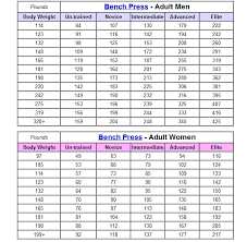 Weight Training  Bench Press1rm Bench