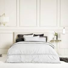 duvet cover set stylish silver super king size on rrp 199 90 trade me