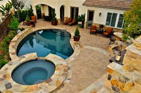 Backyard Pool Landscaping Download Small Backyard Pool Landscaping Ideas Solidaria Garden