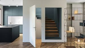 Milan Home Renovation Hides Stairwell And Floortoceiling Cupboards Delectable Interior Design Storage Exterior