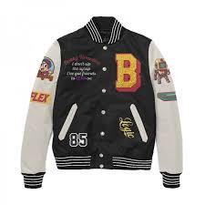 bobby tarantino letterman jacket for larger image