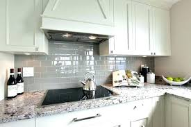 white glass subway tile white glass subway tile condo contemporary kitchen by within grey plans 4