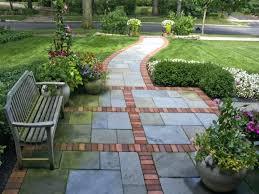 brick patio ideas. Red Brick Patio Landscape Idea Ideas Design .